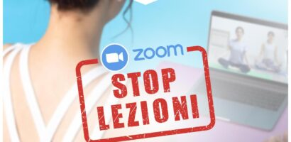 Stop Lezioni Zoom