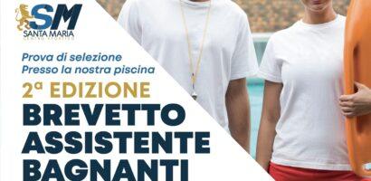 Brevetto Assistente Bagnanti - Seconda edizione